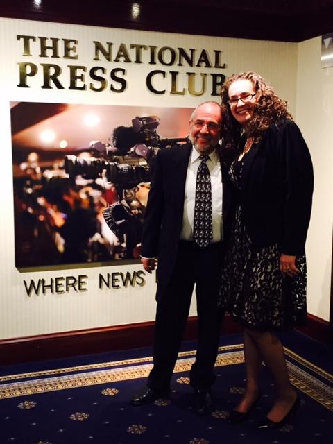 Dana and Bernard Wally
