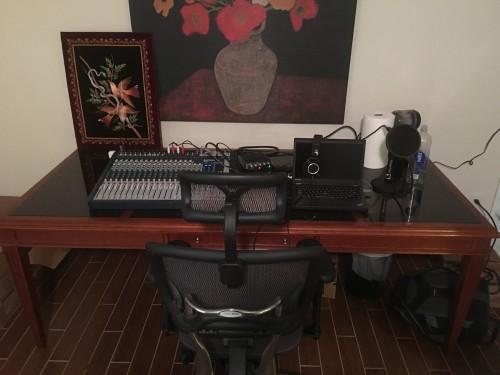 Sina's Desk