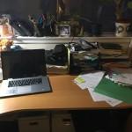 Dana's Desk