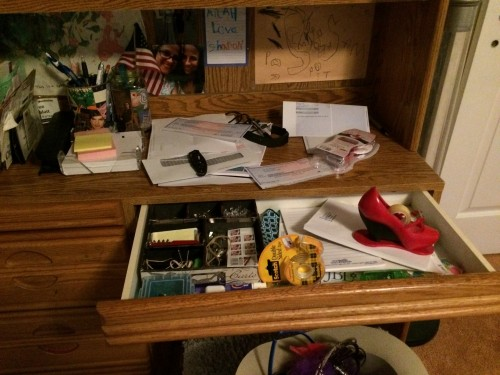 Sharon's Desk
